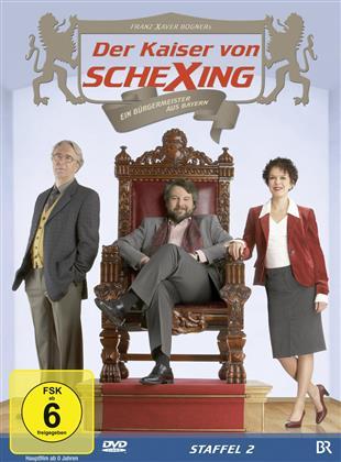 Der Kaiser von Schexing - Staffel 2 (Digibook, 3 DVD)
