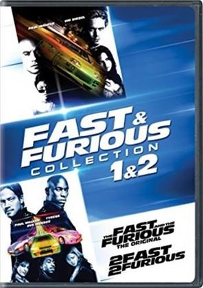 Fast & Furious Collection 1 & 2 - The Fast and the Furious: The Original / 2 Fast 2 Furious (2 DVDs)