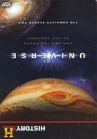 The History Channel - The Universe - Season 2 (Steelbook, 5 DVD)