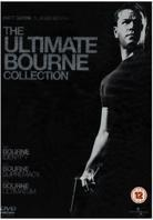 The Ultimate Bourne Collection (Steelbook, 3 DVDs)