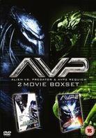 Alien vs. Predator / Alien vs. Predator 2 (2 DVDs)