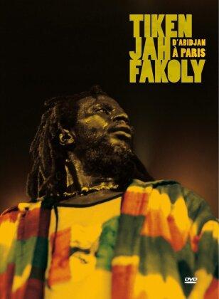 Tiken Jah Fakoly - D'abidjan a Paris (2 DVDs)