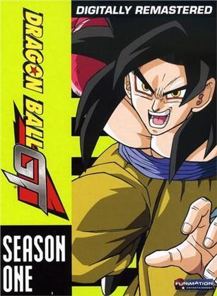 Dragonball GT - Season 1 (Uncut, 3 DVDs)