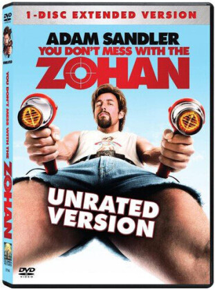You don't mess with the Zohan (Unrated)