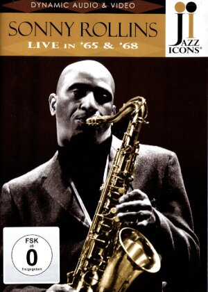 Sonny Rollins - Live in '65 & '68 (Jazz Icons)