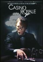 James Bond: Casino Royale (2006) (Collector's Edition, 3 DVD + Libro)