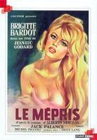 Le mépris (1963) (Collector's Edition, 2 DVDs)