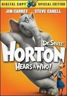 Horton hears a who (2008) (Edizione Speciale, DVD + Digital Copy)