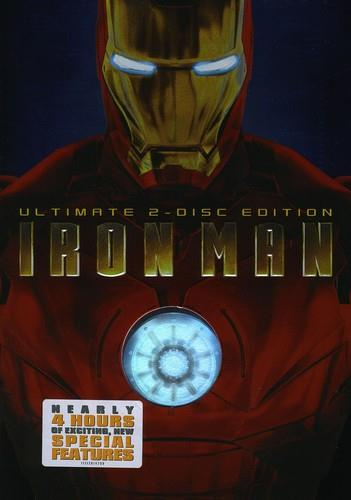 Iron Man (2008) (Ultimate Edition, 2 DVDs)