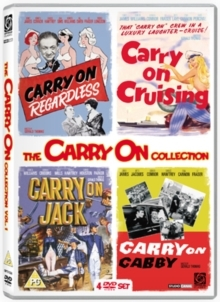 The Carry On Collection - Vol. 2 (4 DVD)
