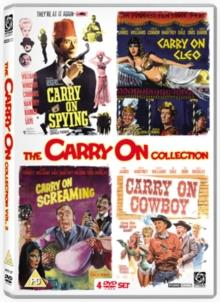 The Carry On Collection - Vol. 3 (4 DVD)