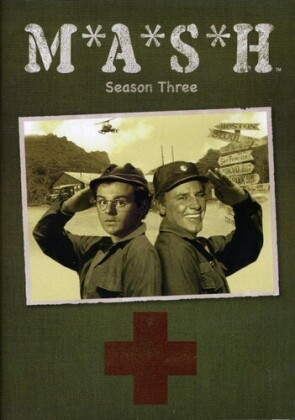 Mash TV - Season 3 (Repackaged, 3 DVDs)