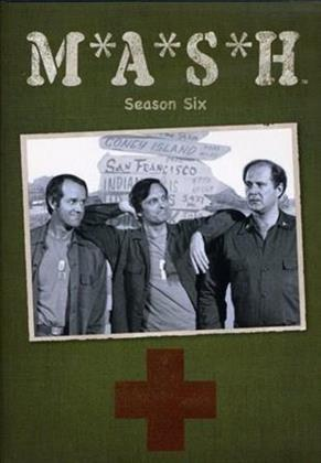 Mash TV - Season 6 (Repackaged, 3 DVDs)