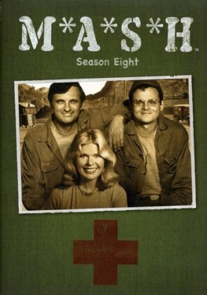 Mash TV - Season 8 (Repackagd 3 DVD)