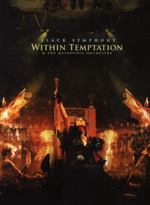 Within Temptation - Black Symphony (Limited Edition, 2 DVDs + 2 CDs)