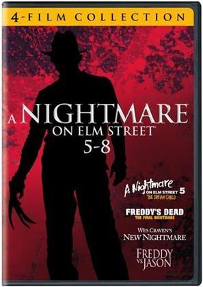 A Nightmare on Elm Street 5-8 - 4 Film Favorites (2 DVDs)