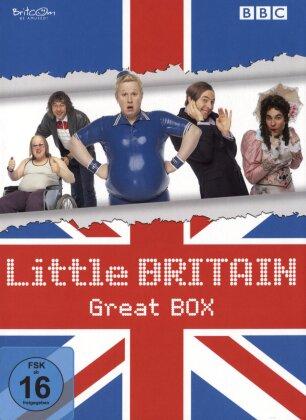 Little Britain - Great Box - Die komplette Serie (8 DVDs)