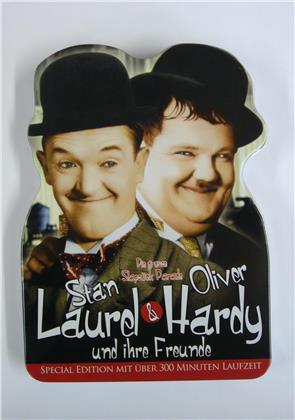 Laurel & Hardy und Ihre Freunde 1 - Die grosse Slapstick Parade (Steelbook - 5 Filme auf 1 DVD)