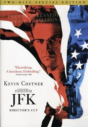 JFK (1991) (Director's Cut, Special Edition, 2 DVDs)
