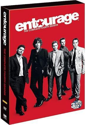 Entourage - Saison 4 (3 DVDs)