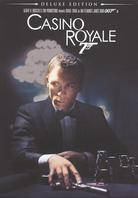 James Bond: Casino Royale (2006) (Deluxe Edition, 3 DVD)