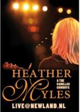 Myles Heather & The Cadillac Cowboys - Live@Newland.nl