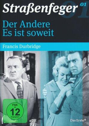 Strassenfeger Vol. 1 - Der Andere / Es ist soweit (s/w, 4 DVDs)