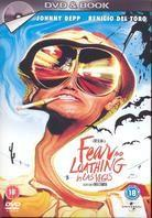 Fear and Loathing in Las Vegas (1998) (DVD + Buch)