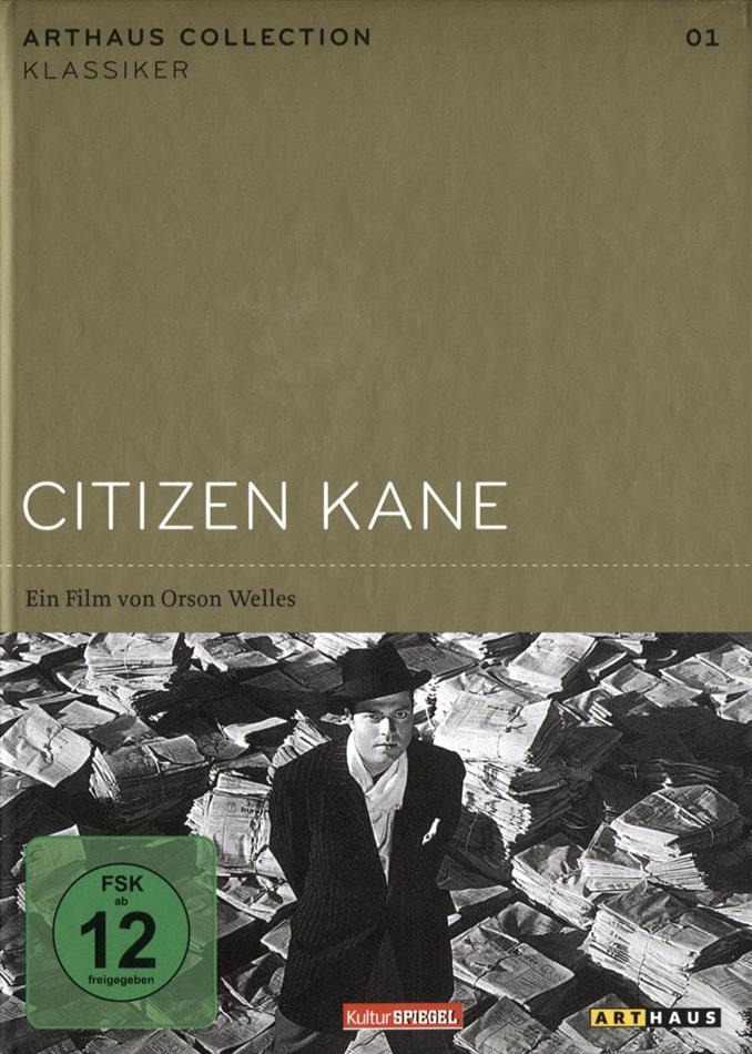 Citizen Kane - (Arthaus Klassiker Collection 1)
