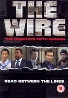 The Wire - Season 5 (4 DVDs)