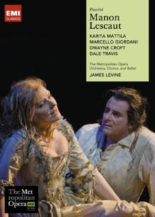Metropolitan Opera Orchestra, James Levine, … - Puccini - Manon Lescaut (Warner Classics)