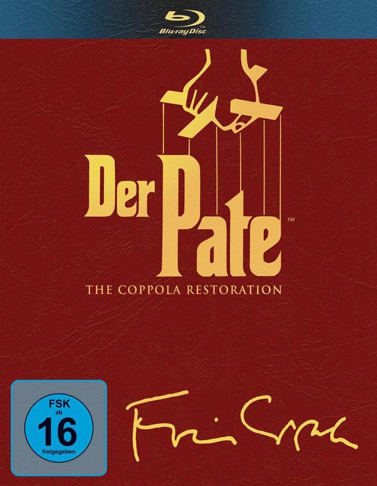 Der Pate - The Coppola Restauration (4 Blu-rays)