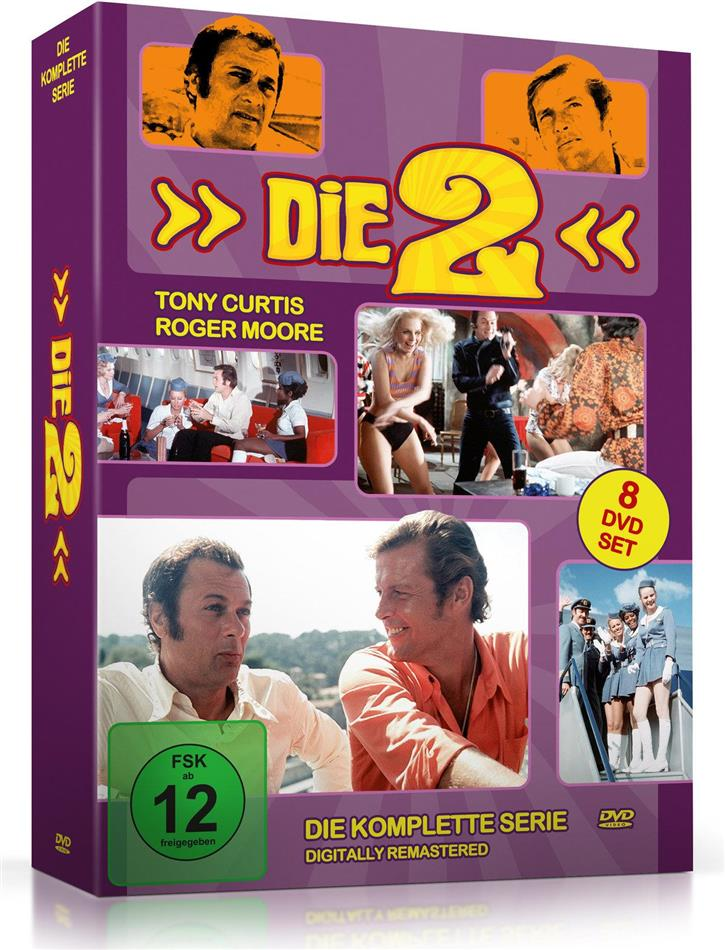 Die 2 (Neuauflage, Special Collector's Edition, 8 DVDs)