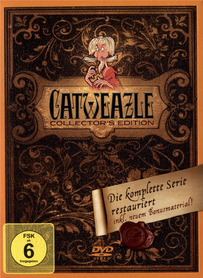 Catweazle - Die komplette Serie (Collector's Edition, Neuauflage, 6 DVDs)