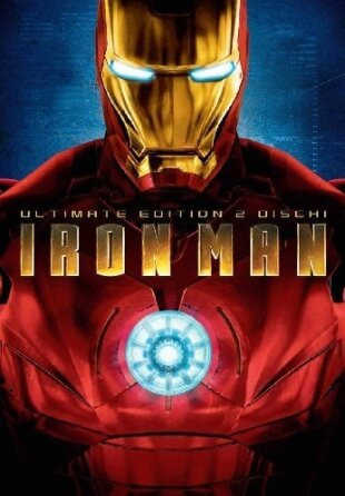 Iron Man (2008) (Special Edition, 2 DVDs)