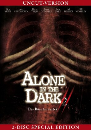 Alone in the Dark 2 (2008) (Special Edition, Uncut, 2 DVDs)