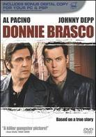 Donnie Brasco - (with Digital Copy) (1997)