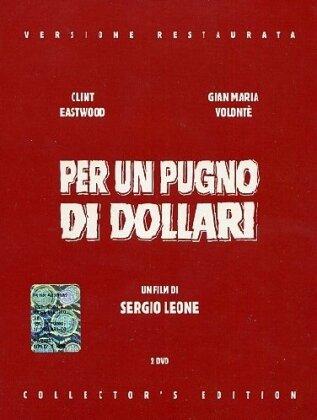 Per un pugno di dollari (1964) (Collector's Edition, 2 DVDs)