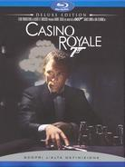 James Bond: Casino Royale (2006) (Deluxe Edition, 2 Blu-ray)