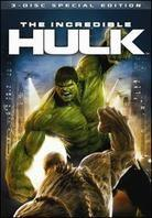 The Incredible Hulk (2008) (Special Edition, 2 DVDs)
