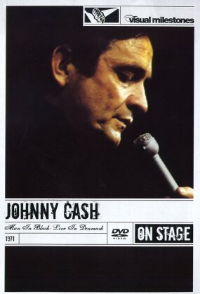Johnny Cash - Man in black - Live in Denmark (Visual Milestones)