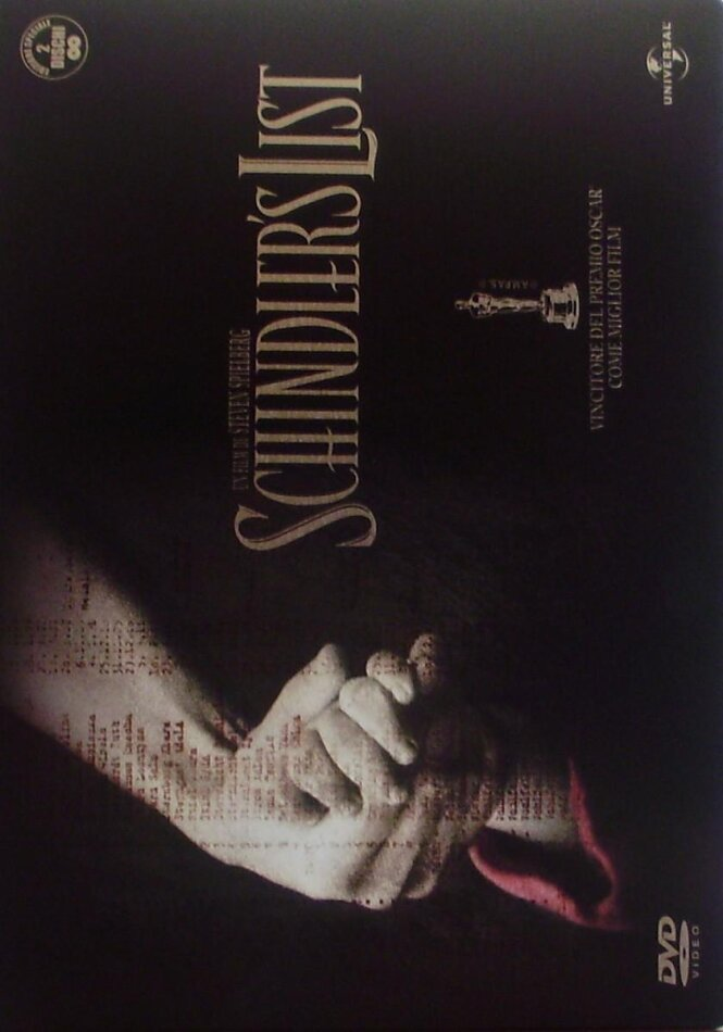 Schindler's List (1993) (Steelbook, 2 DVDs)
