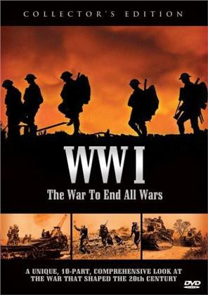 World War 1 - The War to End All Wars (Collector's Edition, 3 DVDs)