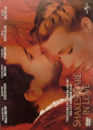 Shakespeare in love (1998) (Steelbook)