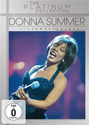 Summer Donna - VH1 - Live & more encore