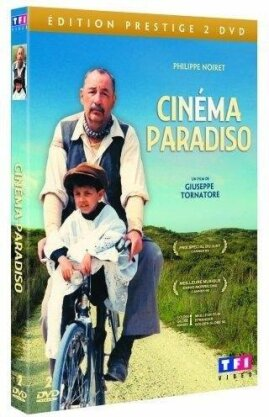 Cinema Paradiso (1988) (Édition Prestige, Deluxe Edition, 2 DVDs)