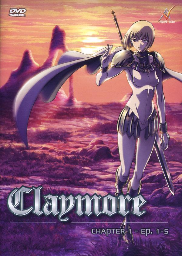 Claymore - Staffel 1 - Vol. 1