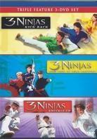 3 Ninjas - Triple Feature (3 DVDs)