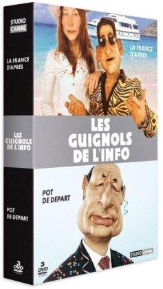 Les Guignols de l'info - La France d'après / Pot de départ (2 DVDs)