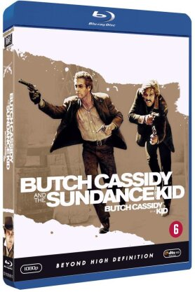 Butch Cassidy and the Sundance Kid - Butch Cassidy et le kid (1969)